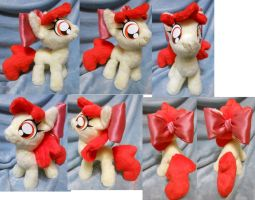 Apple Bloom palmtop size (for sale) by Rens-twin