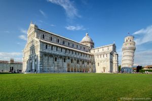 Duomo of Pisa 3 by Fabiuss