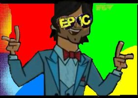 Chris is EPIC by ChrisMcLean