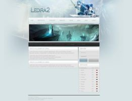 Ledira2 Webdesign by iKyroja
