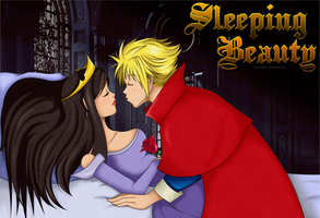 Sleeping Beauty [CloTi adaptation] by TifaxLockhart
