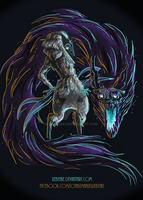 Kindred by rebenke