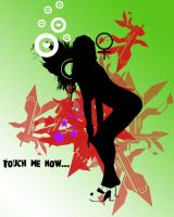Touch me now by angelofrock