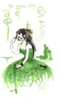 green lady by lailai
