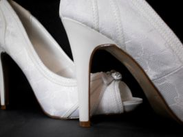my lady's shoes by MichaelQue