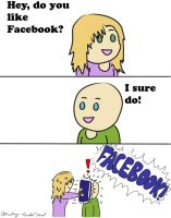 Do you like facebook? by IRPieday