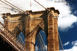 Brooklyn Bridge by rjcarroll