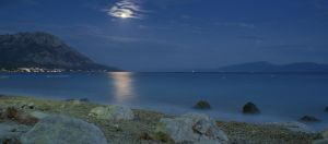 Moonlight panorama by Anticlastic-J