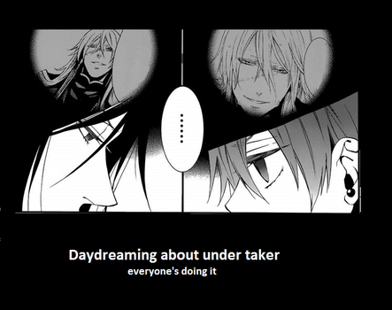 Daydreaming of Undertaker by cornflake52