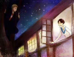 come to my window by Kaiami