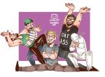 Draw the squad challenge by Kayroos