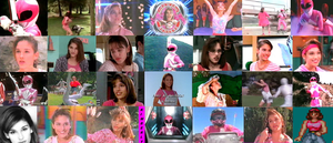 Kimberly, the Pink Ranger by JNTA1234