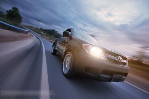 Hilux Street Racing by perigunawan