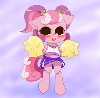 Cheer Cheerilee by monon0