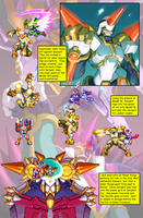 Megaman ZX Issue 1: Page 15 by RadzHedgehog