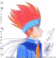 Simplemente Ginga by Hisaki-Raiden