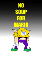 NSFW No Soup For Wario by MysteryFanBoy718