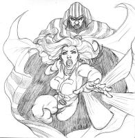 DSC_Cloak and Dagger by danitoons