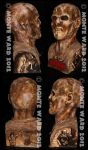 1:1 Fulci ZOMBIE tribute resin bust 4 up by dreggs88