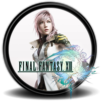 Final Fantasy XIII - Icon by Blagoicons