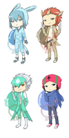 Male PokeChibi Adoptables [CLOSED] by putawesomeusername