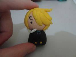 Sanji - One Piece - Keychain by TekaaL