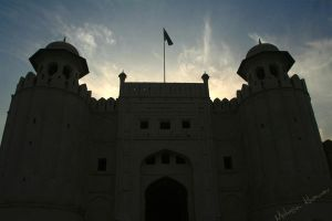 Lahore fort by mohsinkhawar
