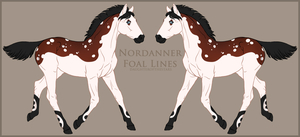 Nordanner Foal A1677 by soulswitch