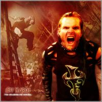 Jeff Hardy by vinceorton