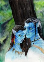 Avatar 2 by llewllaw