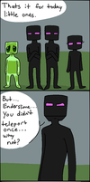 Little Enderslime - Comic 2 Part 1 by AccursedAsche