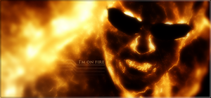 I'm on fire by Pathos-of-Truth