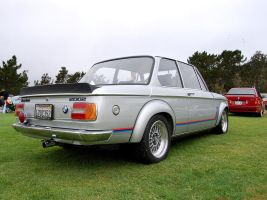 E10 silver BMW 2002 Turbo by Partywave