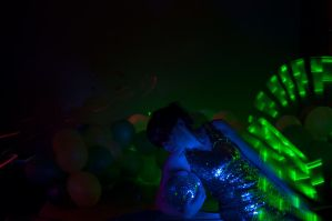 Light paiting by ROOMOONA - wife by irnldy