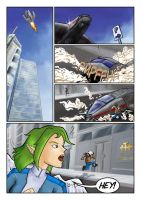AVCon 2008 Comic Page 2 by Alecat