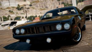 Forza Horizon 2 - Plymouth Hemi Cuda 426 by deathmachine630