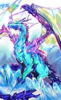 Crystal Dragon by Enijoi
