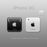 iPhone 3G by Grufix