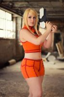 Samus III by EnchantedCupcake