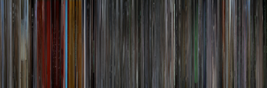 Andromeda Strain Movie Barcode by naesk