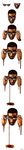Tinie Tempah Ident WIP Stages by crymz