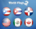 WIP - World Flags 2 by javierocasio