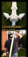 Master Sword - WIP2 by JonsProjects