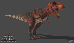 [PCE] Default T-Rex by Phelcer