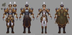 Allods: May Event Costume by Sokil-Su