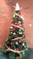 Carr-Tenney Christmas Tree by BigMac1212