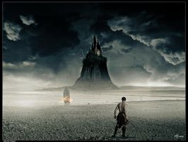 Devil's Tower by 0rAX0