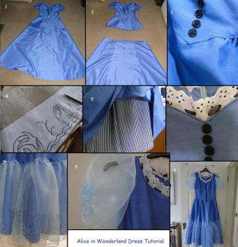 Alice  Dress  Tutorial by Deviant-Mutha