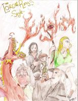 Lord of the Rings by kanna99