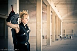 Cloud Strife - Final Fantasy VII AC by oShadowButterflyo